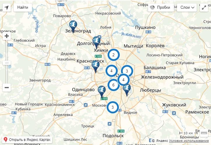 СМП Банк отделения