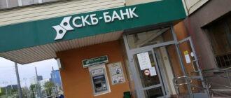 скб банк кредит наличными