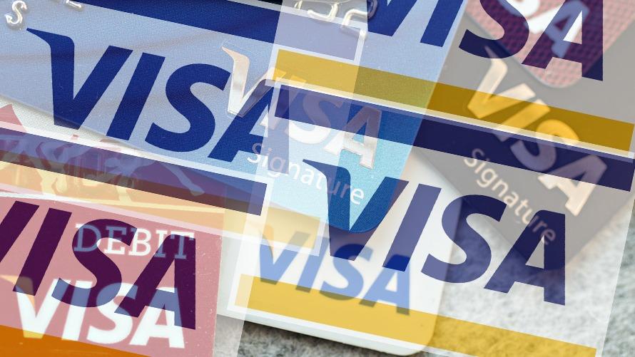 VISA кредитная карта